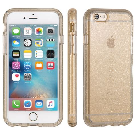 Hardcase Iphone 6 6s 5 speck hardcase 187 candyshell iphone 6 6s plus 5 5 quot clear