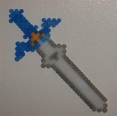 bead master perler bead master sword by nintendoverlord on deviantart