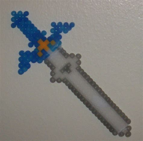 the bead master perler bead master sword by nintendoverlord on deviantart