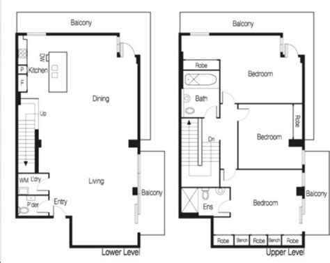 Small House Floor Plans With Loft Bachelor Pad