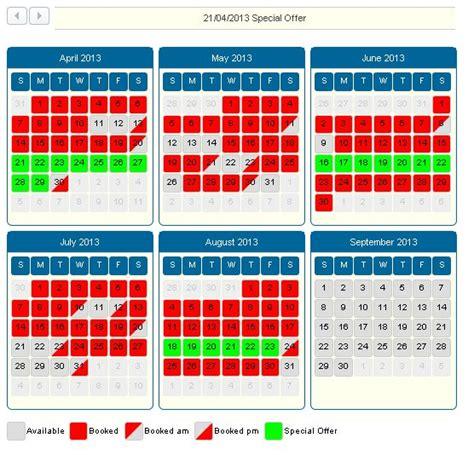 Booking Calendar Free Vacation Rental Booking Calendar Helps Promote