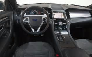 Ford Taurus Interior 2013 Ford Taurus Reviews And Rating Motor Trend