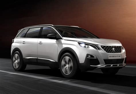 Peugeot Makes Luxury Affordable On 3008 And All New 5008