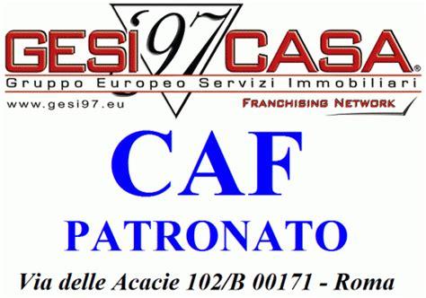 uffici caf roma franchising immobiliare caf e patronato roma