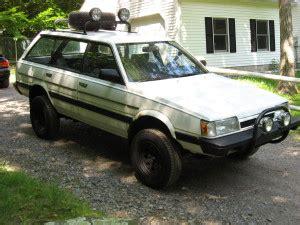 lifted subaru for sale lifted 1987 subaru gl hatchback thediyguy