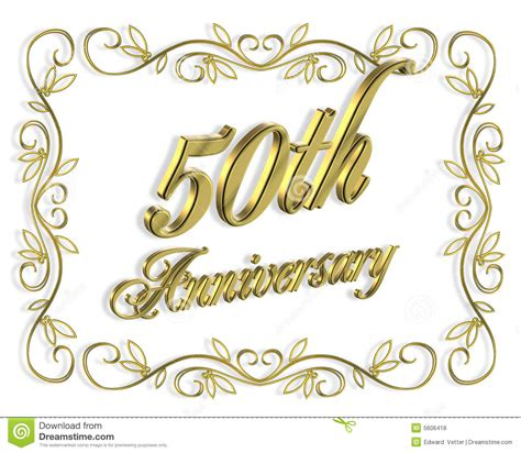 50th Business Anniversary Clipart Clipart Suggest 50th Wedding Anniversary Clipart