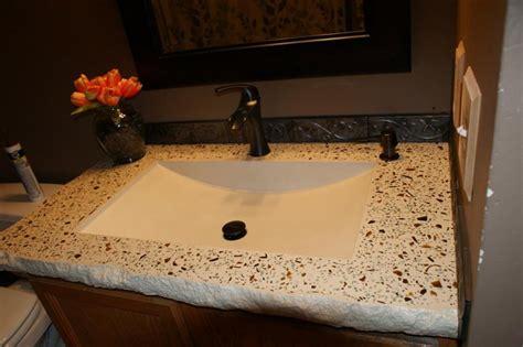 concrete bathroom vanity top bathroom concrete vanity sink portfolio north metro twin cities minneapolis st paul