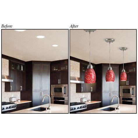 recessed lighting pendant converter kit recessed lighting pendant converter kit 90 in pull