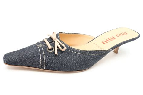 Sandal Boerit Cl Cw Biru 1 talbots black gold buckle kitten heels pointy mules womens shoes sz 6 5 what s it worth
