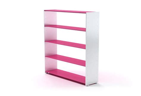 Pink Shelf by Pink Shelves Bookcase 3d Model Cgtrader