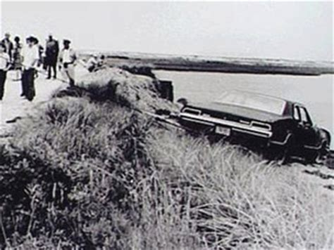 Chappaquiddick Today Today 7 18 In 1969 Shortly After Leaving A On Chappaquiddick Island Massachusetts