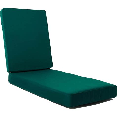 replacement chaise cushions outdoor ultimatepatio com extra long replacement outdoor chaise