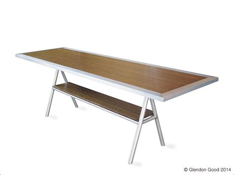 contemporary conference table glendon