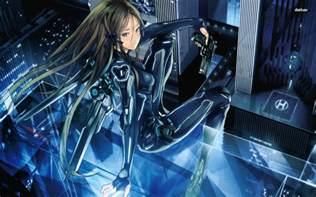 image 26417 futuristic assassin 1680x1050 anime