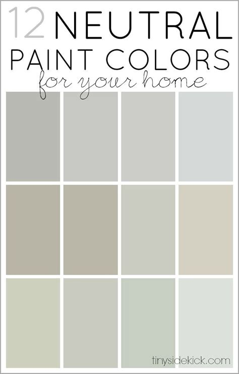 most popular interior paint colors neutral how to choose neutral paint colors 12 perfect neutrals
