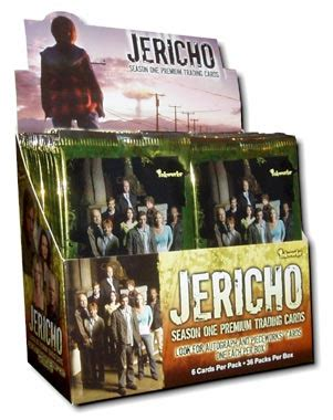 jericho season one trading cards jericho season one trading cards raving maniac the news and pictures from the