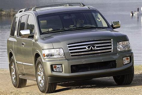 infiniti qx56 2007 for sale 2007 infiniti qx56 reviews specs and prices cars