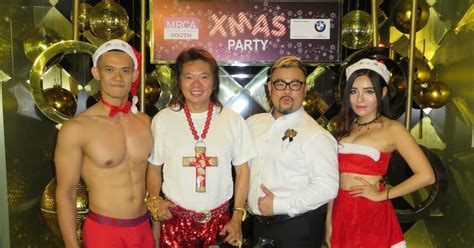 Kee Hua Chee Live Part 1 Mrca Youth Christmas Party At