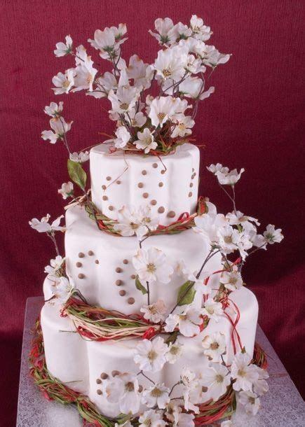 torta a forma di fiore torta 3
