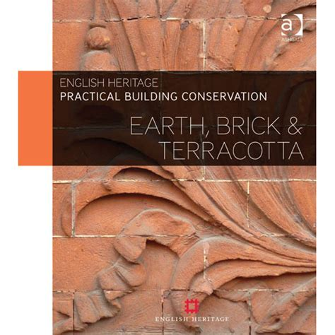 buy practical building conservation earth brick terracotta heritage