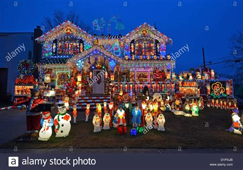 biggest christmas house nyc decorations in bayside house www indiepedia org