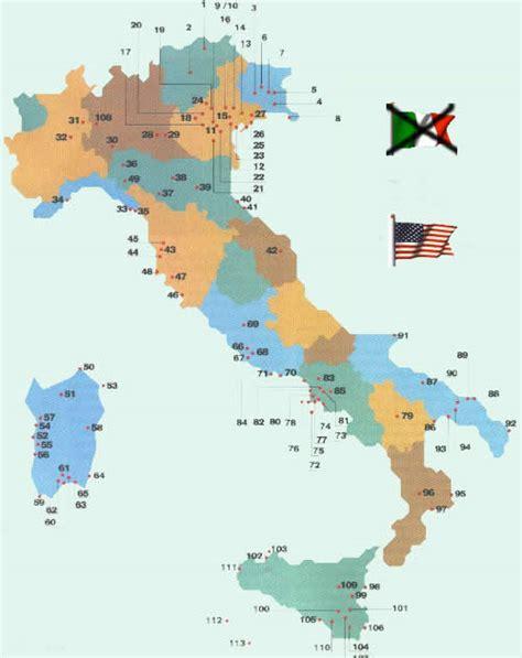 basi americane in italia