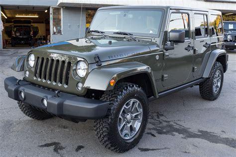 Jeep Stocks 2015 Stock Jeep Wrangler Rubicon Unlimited Tank
