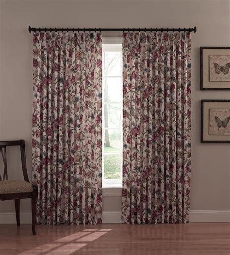 curtains 125 inches long cornwall pinch pleated curtains bestwindowtreatments com