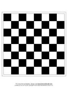 free printable chess boards and chess pieces for kids
