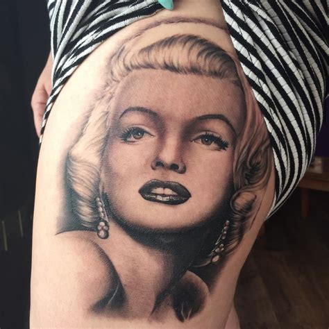 marilyn monroe tattoos for men 70 marilyn tattoos