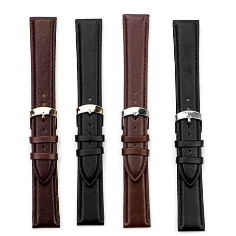 Leather 34mm Rosegold Dan Silver top brand luxury 20mm watchband silver gold fashion leather interchangeable for dw