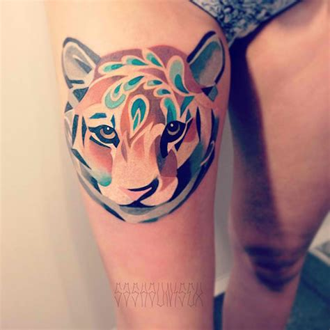 watercolor tattoo unisex 37 amazing watercolor tattoos by unisex tattoodo