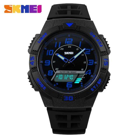 Jam Tangan Led Sport Watches skmei casio sport led ad1065 jam tangan