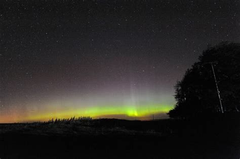 where do the northern lights come from amazing photos of the aurora in the north east did you