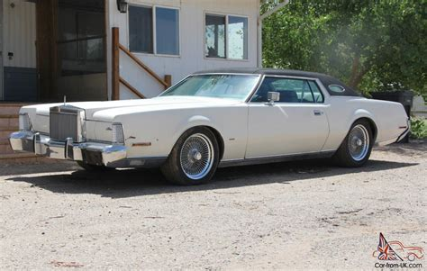 1973 lincoln continental iv for sale 1973 lincoln continental iv resto mod for sale