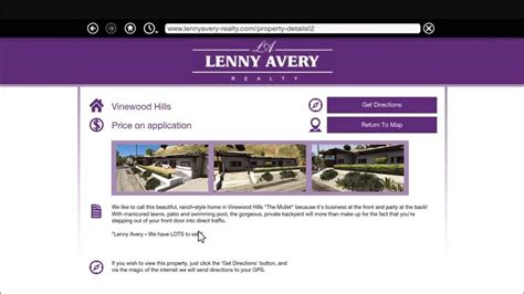 gta 5 online how to buy a house gta v new mansions and property unlocked lenny avery reality tutorial youtube