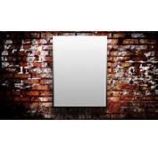 Wallpaper 3840x2160 Advertising Wall Bricks Banner 4K