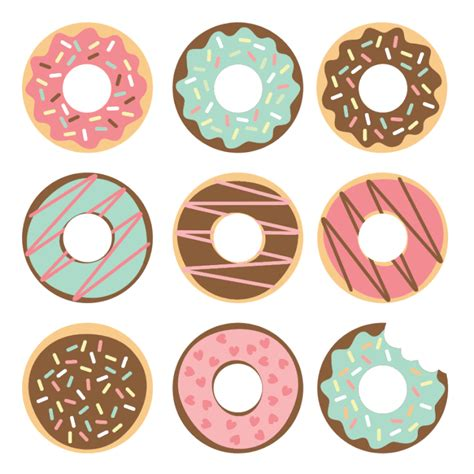 printable donut recipes 20 awesome diy donut craft project ideas happiness is