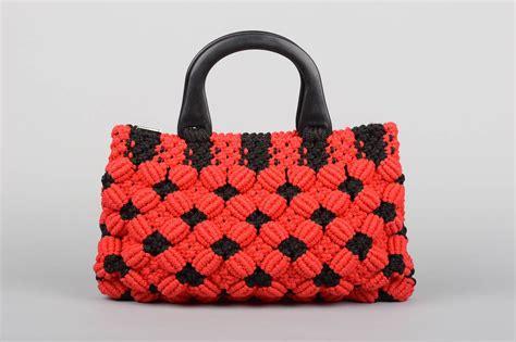 Handmade Bag madeheart gt designer bags handmade bag macrame bag
