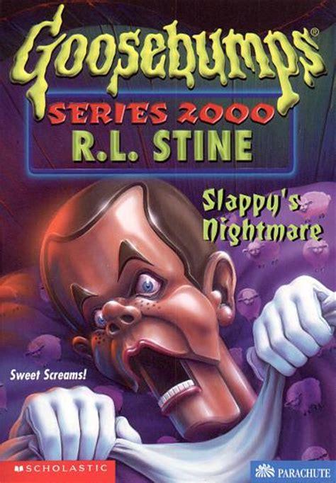 my dear nightmare books slappy s nightmare goosebumps wiki fandom powered by wikia