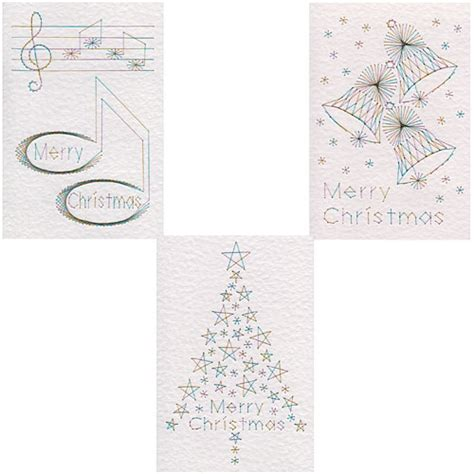 christmas pattern lines form a lines prick and stitch is my craft