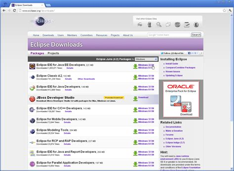 java new version full download eclipse software for java free download full version