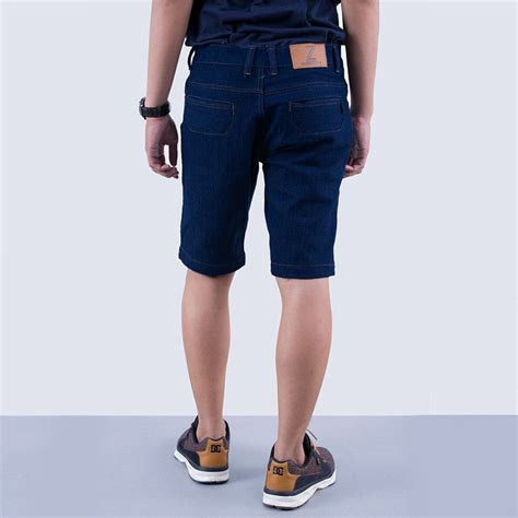 Review Celana celana pendek denim blade mall indonesia