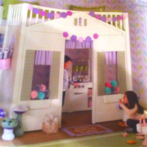 pottery barn cottage loft bed pottery barn kids cottage loft bed so cute dream room