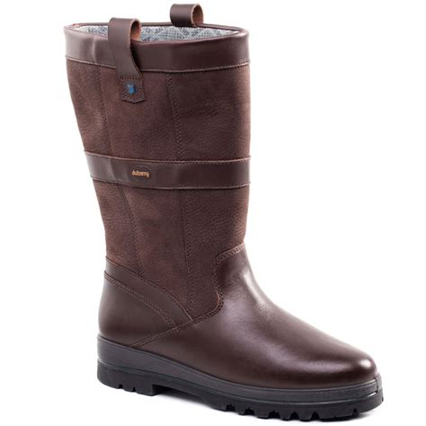 dubarry mens boots sale s dubarry meath boot in java linnell countrywear
