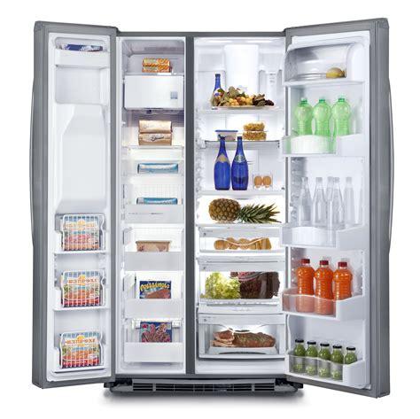 einbau side by side kühlschrank ore 30 vgf 7e elegance general electric kuehlschrank
