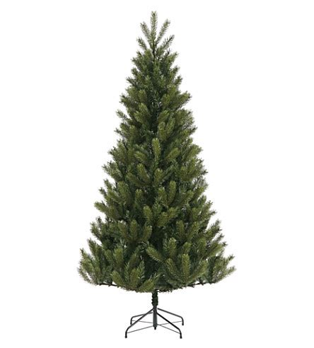 noma lites oregon fir christmas tree 7 5ft selfridges com