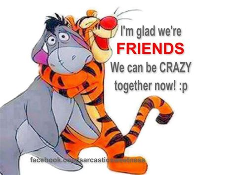 tigger friendship quotes and sayings quotesgram