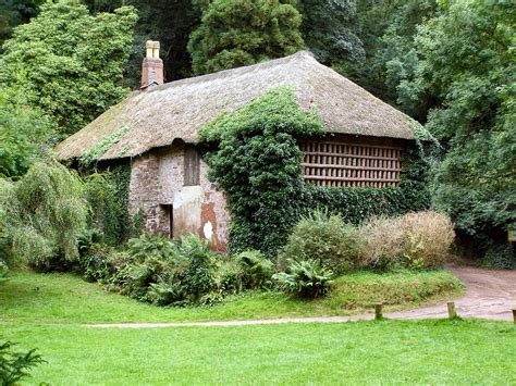 Cottages In by File Gamekeeper S Cottage Manscombe Woods Geograph Org
