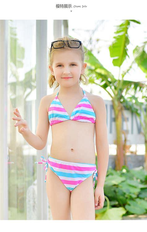 cute toddler girl bathing suits 2017 new children swimwear baby kids cute bikini girls